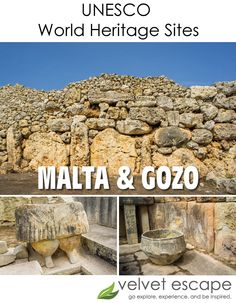 The Heritage sites of Malta and Gozo | The Travel Tester for Velvet Escape