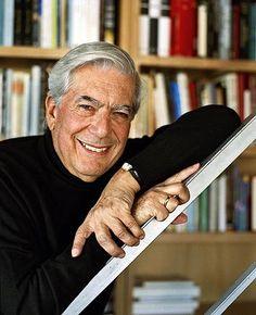 Escritor Mario Vargas Llosa