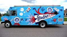 South Bend, IN had its own Book Mobile