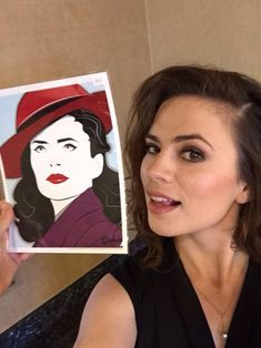 #pretty-people #hayley-atwell