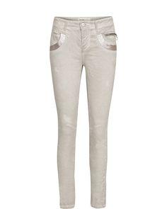 MOS MOSH // Naomi Glam Dyed Pants
