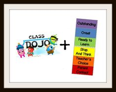 How I use Class Dojo in addition to/with our class clip chart.