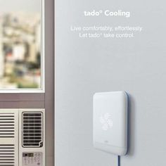 Tado° Cooling Turns Your Air Condition into Smart Device