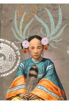Anahata Katkin- Feather girl