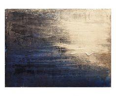 Tablou Gold Indigo Play Glow 60x80 cm Indigo, Glow, Abstract, Artwork, Artist, Painting, Summary, Work Of Art, Indigo Dye