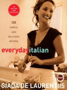 Everyday Italian by Giada de Laurentiis eBook