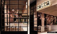 Cotta Restaurant in Melbourne // Mim Design | Afflante.com