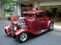 Purchase used 1931 Ford Model A Pro Street Rod in Cambridge, Maryland, United States Ford Classic Cars, Classic Trucks, Classic Corvette, Muscle Cars, Vintage Cars, Antique Cars, Auto Gif, Carros Audi, Old Hot Rods