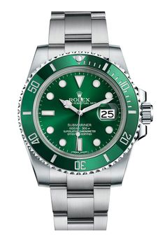 Rolex Submariner Green Date 116610LV
