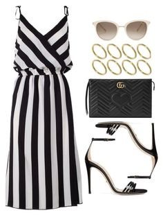 """Sin título #12794"" by vany-alvarado ❤ liked on Polyvore featuring Marc Jacobs, Gucci, Chopard and ASOS"
