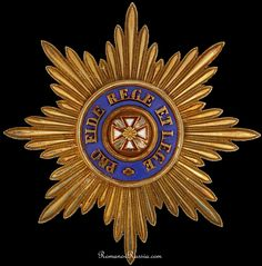 Russian Imperial Order of White Eagle Breast Star for Sale