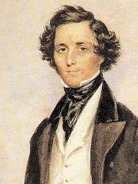 Felix Mendelssohn (born Jakob Ludwig Felix Mendelssohn Bartholdy) | February 3, 1809– November 4, 1847 (aged 38)