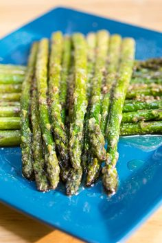This perfect grilled asparagus is super easy to do, but is the ultimate way to make asparagus. Get grilling, and you won't regret it!