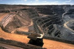 Largest Open Pit Gold Mines in the World