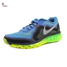 great fit 4b68a 8fce2 Nike Air Max 2014 Hommes Bleu Chaussures Baskets de sport EU 46 -  Chaussures nike (