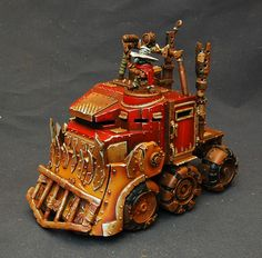Orks 40k, Warhammer 40000, Tank Drawing, Science Tricks, Custom Hot Wheels, Critical Role Fan Art, Warhammer 40k Miniatures, Warhammer Fantasy, Mini Paintings
