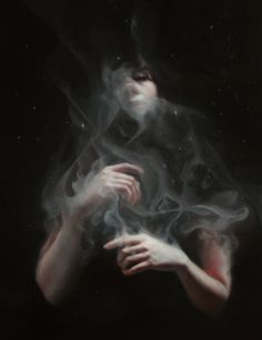- interesante el humo @courel @nettapinterest, Henrik Aarrestad Uldalen   Smoke Dreams   Cultura, arte y diseño mexicano   Inkult Magazine