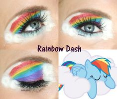 Rainbow Dash - A Vintage Affair with Beauty