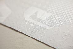 Louis Vuitton origami invitation by Happycentro