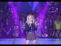 The voice Brasil - Priscila Brenner - Burn