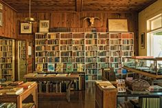 A small town bookstore in Northern Texas sells 300,000 books and it's not a sad day?Not when the bookstore isBooked Upand the bookseller is Larry McMurty (Lonesome Dove).