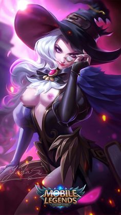 10 Wallpaper Alice Mobile Legends Full HD for PC, Tablet, Android and iOS Hd Wallpapers For Mobile, Gaming Wallpapers, Iphone Wallpapers, Mobiles, Manga Japan, Moba Legends, Mobile Legend Wallpaper, Wolf, The Legend Of Heroes