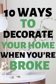 How to Make Your Home Look Amazing When You're Broke - BlueberryForests - - Furniture Making, Cool Furniture, Decorating Your Home, Diy Home Decor, Unpainted Furniture, Trash Day, Quality Sofas, Gloss Paint, Home Budget