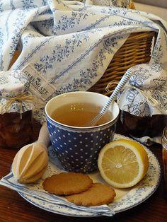 Kouzlo mého domova: Zimní jablečný pečený čaj s vůní perníku a pravé v...
