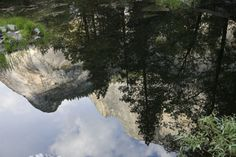 Half Dome reflected in Mirror Lake, Yosemite [For the Love of Wonder]