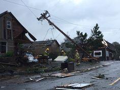 Oregon coast tornado damage reported in Manzanita (live updates)   OregonLive.com