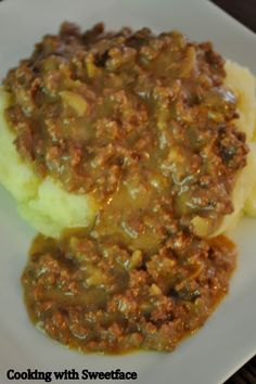 CookingwithSweetface: Hamburger Gravy