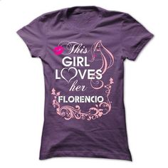 "t-shirts for you "" this girl loves her FLORENCIO&q - #hoodie creepypasta #college hoodie. CHECK PRICE => https://www.sunfrog.com/Valentines/t-shirts-for-you-quot-this-girl-loves-her-FLORENCIOquot.html?68278"