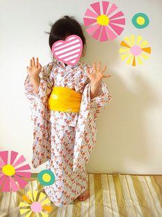 子供浴衣の作り方!型紙不要で簡単なのに可愛い作り方を詳しく解説 | 春夏秋冬を楽しむブログ