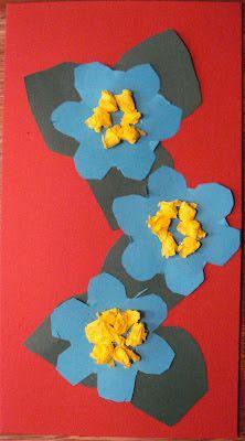 Ipanailoa: Äitienpäiväkortti II