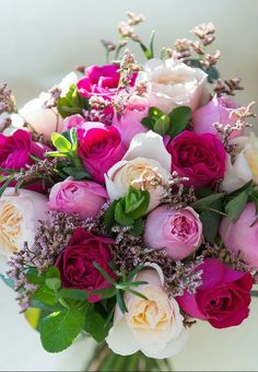 Bring me roses - any day of the week. I love them!