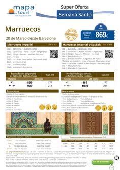 Marruecos Imperial e Imperial y Kasbah desde Barcelona semana santa**precio final desde 869** ultimo minuto - http://zocotours.com/marruecos-imperial-e-imperial-y-kasbah-desde-barcelona-semana-santaprecio-final-desde-869-ultimo-minuto-2/