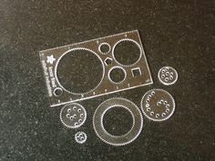 spirograph business cards