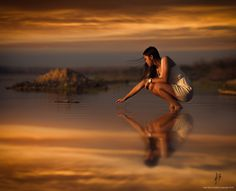 Fotograf The Razor's Edge von Jake Olson Studios auf Creative Photos, Great Photos, Interesting Photos, Amazing Photos, The Razors Edge, One With Nature, Pictures Of People, Portrait Photographers, Lightroom