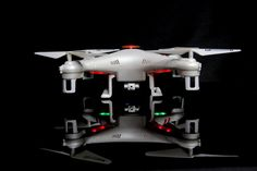 Amazon.com: GPTOYS F2D Updated Avia Drone 2.4GHz 6-Axis Gyro Quadcopter Remote Control RC Explorers LED Flashing Lights Helicopter Quad Copter 3D Flip UAV RTF UFO with HD 2.0M Pixels Camera & 4G SD Card: Toys & Games