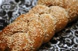 Whole-wheat Challah 8 C whole-wheat flour 1 Tbsp salt 1/3 C (16 tsp ...