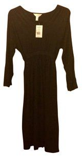 Three Seasons Maternity Soft Flattering Dress