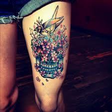 #tattoo #ink #skull