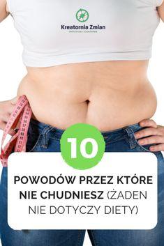 Nie mogę schudnąć - 10 powodów przez, które nie chudniesz Ga In, 54 Kg, Youtube I, Lip Service, Nutrition, Matcha, Tricks, Food Inspiration, Fitbit