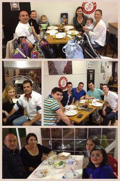 Los sábados disfrutamos en Lizarran Orihuela.