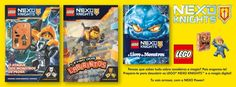 Sinfonia dos Livros: Novidade BookSmile | Novas aventuras dos LEGO(R) N...