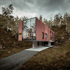 House for a Photographer by Hyde   Hyde Architects in Cardiff, Wales