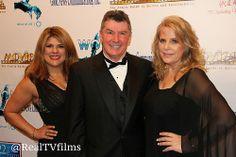 Yvette Morales, Nick Jordan, Kelly Bennett, Backstage Movieguide Awards Gifting Suite