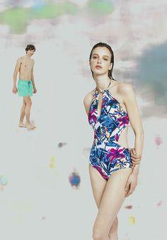 EDITORIAL - Swim Color OYSHO.com