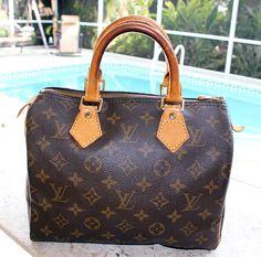 Louis Vuitton Speedy 25 Monogram Hand Bag