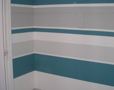 Striped Bathroom - other - other metros - sususu